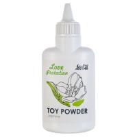 Пудра для игрушек Love Protection с ароматом жасмина - 30 гр.