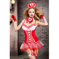 Роскошный костюм медсестры Gesabelle
