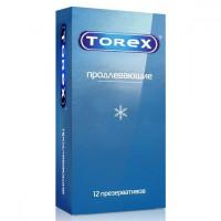 Презервативы Torex  Продлевающие  с пролонгирующим эффектом - 12 шт.