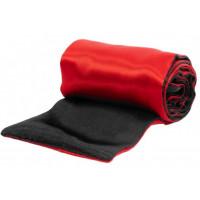 Черно-красная атласная лента для связывания - 1,4 м.