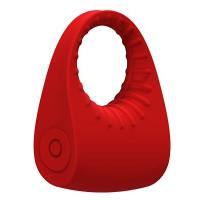 Красное эрекционное кольцо SPHINX