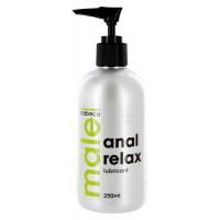 Анальный лубрикант MALE Cobeco Anal Relax Lubricant - 250 мл.