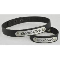 Черный чокер Good Girl