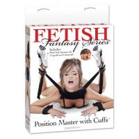 Фиксатор для рук и ног Position Master With Cuffs