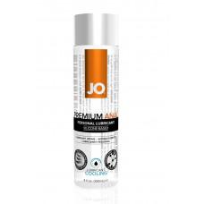 Анальный охлаждающий лубрикант на силиконовой основе JO Anal Premium COOLING - 120 мл.