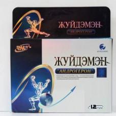 Биологически активная добавка к пище  Андрогерон  - 12 капсул (500 мг.)