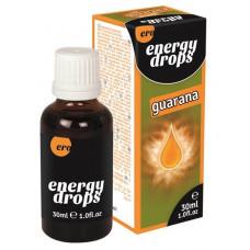 Возбуждающие капли для пар Energy drops GUARANA - 30 мл.