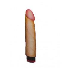 Вибромассажёр HUMAN STYLE  7,5  без мошонки - 19 см.