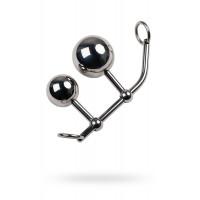 Стринги с двумя шарами для шибари